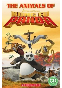 The Animals of Kung Fu Panda. Starter Level + CD