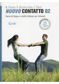 Nuovo Contatto B2 Podręcznik z ćwiczeniami