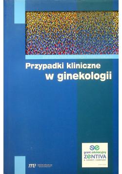 Przypadki kliniczne w ginekologii