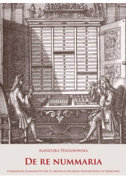 De re nummaria - Starodruki numizmatyczne...