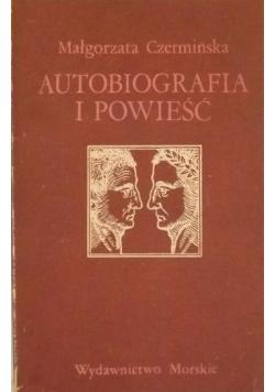Autobiografia i powieść