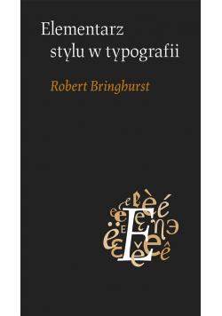 Elementarz stylu w typografii