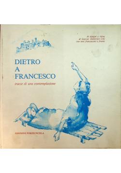 Dietro a Francesco