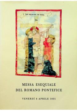 Messa esequiale del romano pontefice