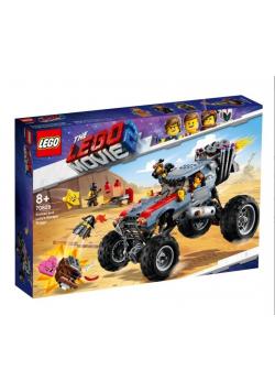 Lego MOVIE 70829 Łazik Emmeta i Lucy