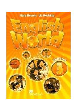 English World 3 WB MACMILLAN