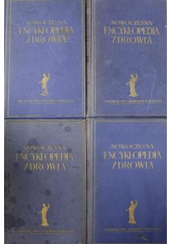 Nowoczesna encyklopedia zdrowia Tom I - IV