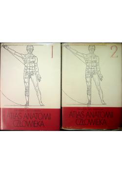 Atlas anatomii człowieka Tom I i II