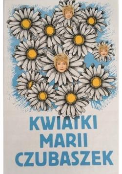 Kwiatki Marii Czubaszek