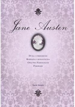 Jane Austen. Dzieła wybrane