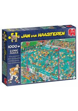 Puzzle 1000 Haasteren MŚ w hokeju na trawie G3