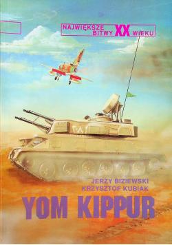 Największe bitwy XX wieku Yom Kippur Tom 15