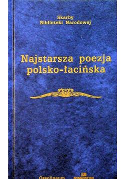 Najstarsza poezja polsko-łacińska
