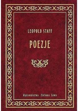 Leopold Staff Poezje