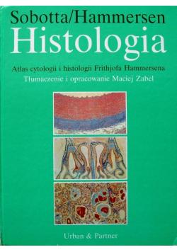 Histologia Atlas cytologii i histologii Frithjofa Hammersena