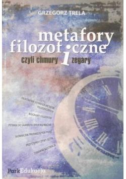 Metafory filozoficzne czyli chmury i zegary
