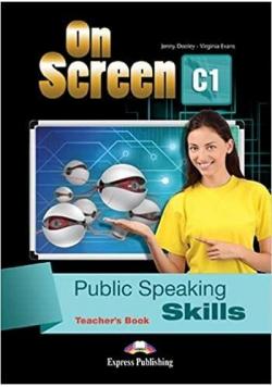 On Screen C1 Public Speaking Teacher's Book