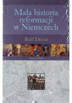 Mała historia reformacji w Niemczech NOWA
