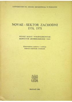 Novae Sektor Zachodni 1976 1978