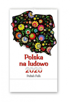 Kalendarz 2020 RW10 Polska na ludowo