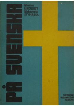 Pa Suenska Podręcznik do nauki języka szwedzkiego dla początkujących