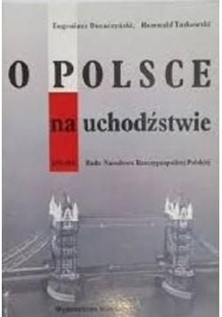 O Polsce na uchodżstwie