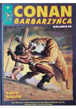 Conan Barbarzyńca 9 Krew Bogów