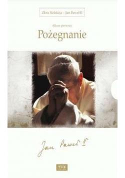 Złota Kolekcja Jan Paweł II Album 1 Pożegnanie płyta DVD Nowa