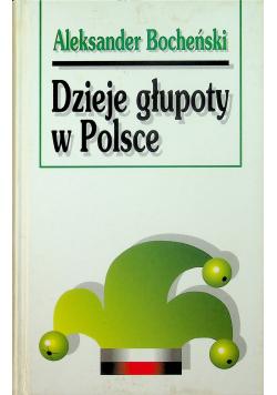 Dzieje głupoty w Polsce