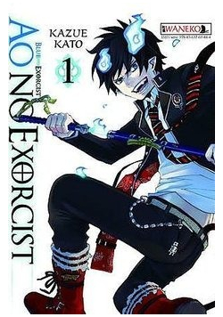 Ao No Exorcist Tom 1