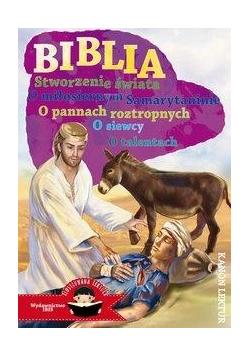 Ilustrowana lektura: Biblia. Przypowieści...