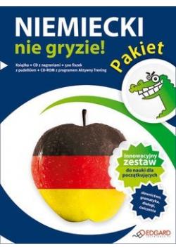 Niemiecki nie gryzie Pakiet plus CD
