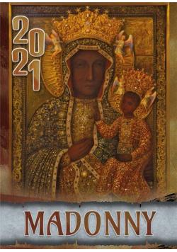 Kalendarz 2021 Ścienny Madonny