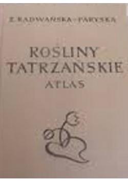 Rośliny tatrzańskie atlas