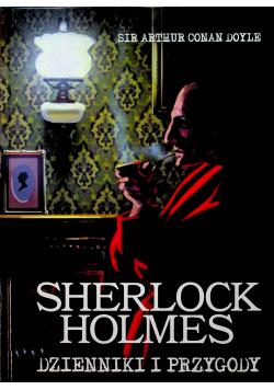 Sherlock Holmes Dzienniki i przygody