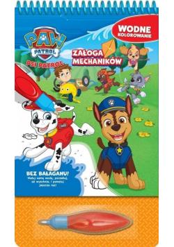 Psi Patrol. Wodne kolorowanie T.3