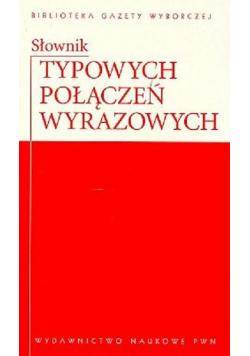 Słownik typowych połączeń wyrazowych