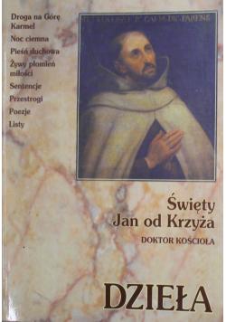 Święty Jan od Krzyża Dzieła