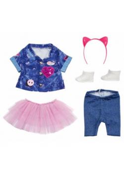 Baby born - Zestaw sukienka Deluxe 43cm