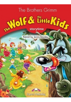 The Wolf & the Little Kids. Stage 2 + kod