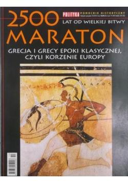 2500 lat od wielkiej bitwy Maraton