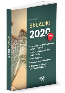 Składki 2020