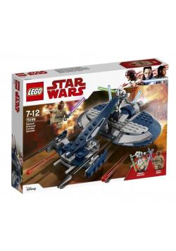 Lego STAR WARS 75199 Ścigacz bojowy gen. Grievousa