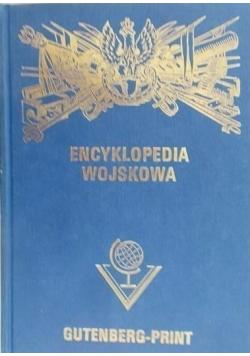 Encyklopedia wojskowa tom 1 reprint z 1931 r