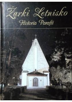 Żarki Letnisko Historia Parafii