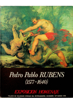 Pedro Pablo Rubens Exposicion homenaje