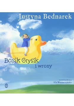 Basik Grysik i wrony