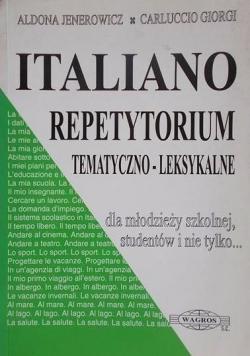 Italiano Repetytorium tematyczno - leksykalne