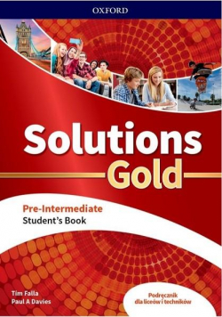 Solutions Gold Pre- Intermediate SB OXFORD
