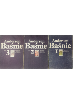 Andersen BaśnieT02473707 3 tomy
